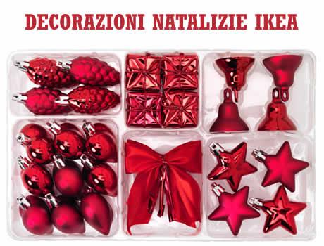 Decorazioni natalizie ikea decorazioni di natale for Ikea decorazioni