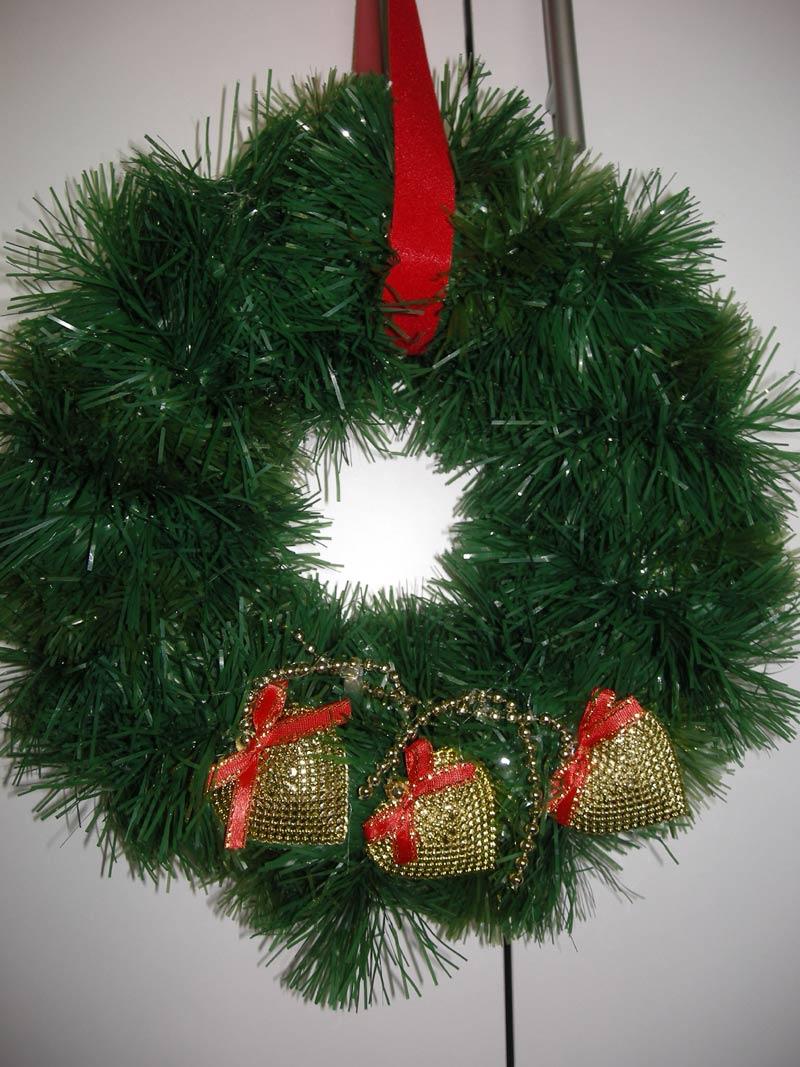 Addobbi natalizi per un natale indimenticabile - Addobbi natalizi per la porta ...