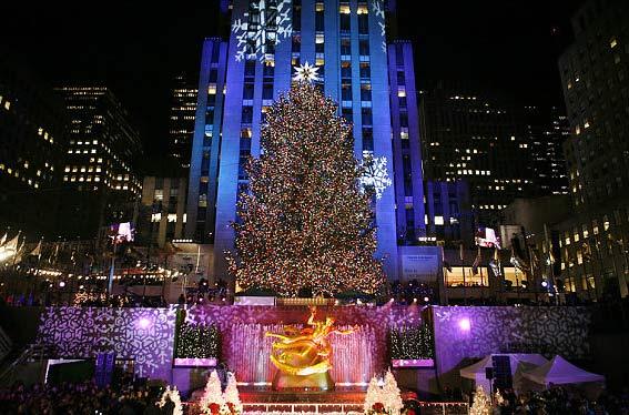 bellissimi addobbi albero di natale crea facilmente iForImmagini New York A Natale